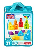 Mega Bloks DXH33 First Builders Learn My Colours Playset