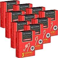 Sico Sensitive Sparpack - 10 x 3 Kondome mit Kontur preisvergleich bei billige-tabletten.eu