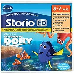VTech - 274905 - Jeu HD Storio - Le Monde de Dory