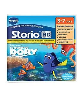 VTech Jeu Storio HD Le Monde de Dory - Kids
