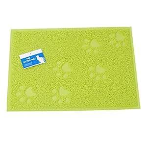 Homestead Tapis de litière pour chat Plateau 40,6x 30,5cm, 5couleurs disponibles