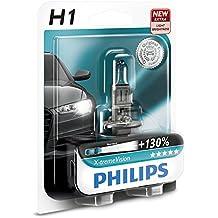 Philips 12258XV+B1 X-treme Vision Lampada Alogena H1, 12V 55W, 130% di Luce in Più, 40% Più Bianca - Ford Explorer Led