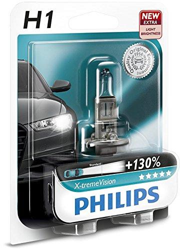 Preisvergleich Produktbild Philips X-tremeVision +130% H1 Scheinwerferlampe 12258XV+B1,  Einzelblister