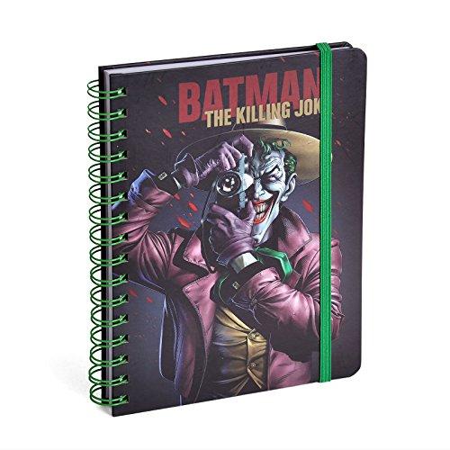 Preisvergleich Produktbild DC Comics Notebook A5 Killing Joke Case (12) Schreibwaren