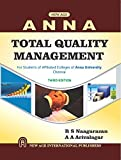 This book explores the topics included in the syllabus of Anna University extensively. A reference table on the factors for quality control charts, numerical examples for each control chart, the questions for short answers, and a few website addresse...