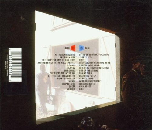 Echoes - The Best Of Pink Floyd