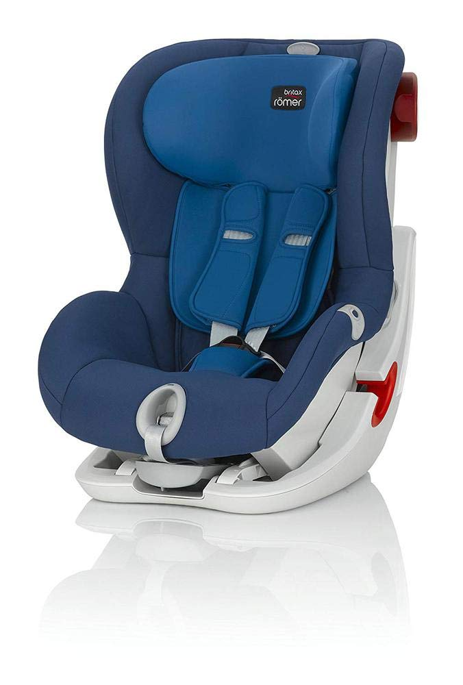 4000984132861 Britax Römer RÖMER KING II LS is the new group I chair (from 9 to 18 kg) facing the gear, with 5-point retention harness. Installs on the vehicle using the seat belt, especially designed for cars that do not have Isofix On-the-fly installation (from 9 to 18 kg) 1