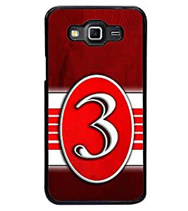 PRINTSWAG TYPOGRAPHY Designer Back Cover Case for SAMSUNG GALAXY GRAND MAX