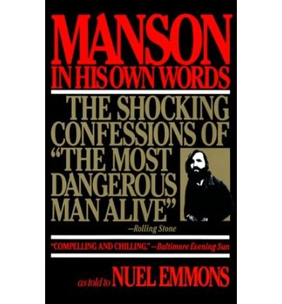 [(Manson in His Own Words )] [Author: Charles Manson] [Jan-1994]