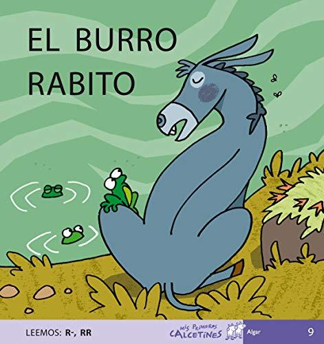 El Burro Rabito (MIS PRIMEROS CALCETINES) - 9788496514157