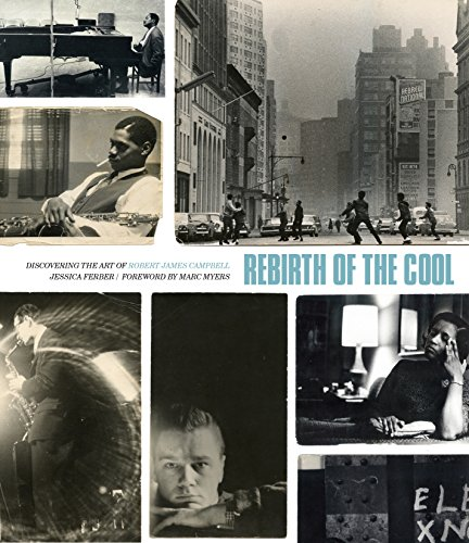Coffee Coole Books Table (Rebirth of the Cool: Discovering the Art of Robert James Campbell)