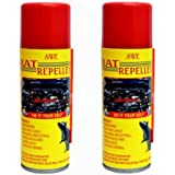 Combo Pack of 2 Autotrends SWE Rat Repellent / Guard For Cars