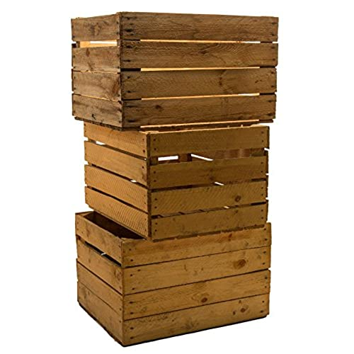 Wooden crates for Where to buy used wine crates