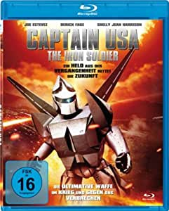 CAPTAIN USA - The Iron Soldier (Blu-ray)