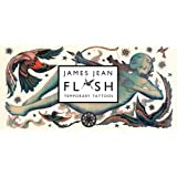 Flash Temporary Tattoos by James Jean (1-Dec-2014) Hardcover