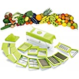 15 In 1 High Quality And Easy To Use Fruit & Vegetable Cutter - Grater, Slicer, - All In One / Kitchen Tool / Kitchen Accessories / Utensils /Kitchen Gadgets