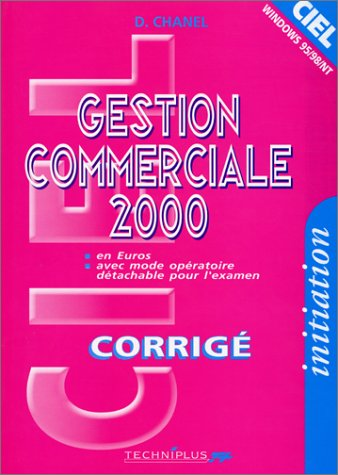 Gestion commerciale 2000