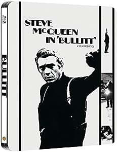 Bullitt - Édition Limitée SteelBook - Blu-ray [Édition boîtier SteelBook]