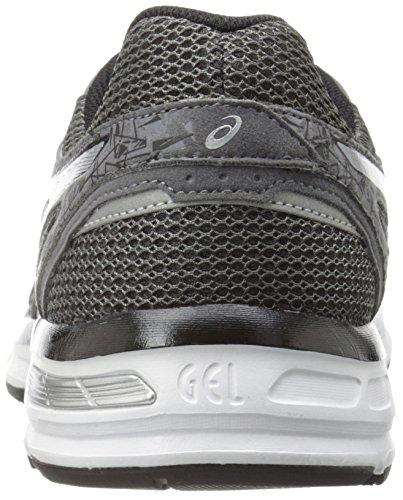 Asics Gel-Excite 4 Synthétique Chaussure de Course Carbon/Silver/Black