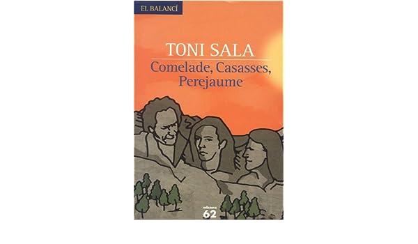Comelade, Casasses, Perejaume (El Balancí) (Catalan Edition)