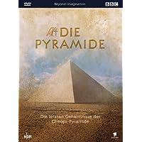 BBC Beyond Imagination - Die Pyramide - Die letzten Geheimnisse der Cheops-Pyramide (Digipak)
