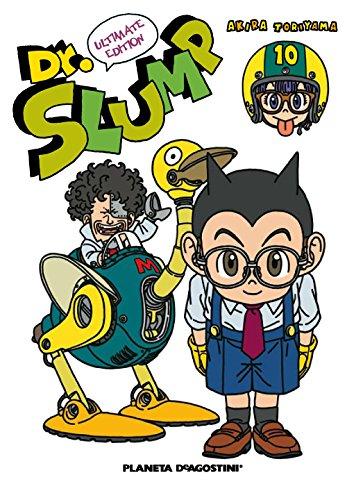 Dr. Slump nº 10/15 (Manga Shonen) por Akira Toriyama