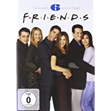 DVD * Friends Staffel 6