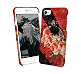 Romantic Skull Flowers Roses Vintage iPhone 6 7 8 X Galaxy S8 Note - Best Reviews Guide