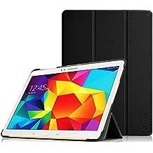 Fintie Samsung Galaxy Tab S 10.5 Funda - Ultra Slim Ligero Case Funda Carcasa con Stand Función para Samsung Galaxy Tab S 10.5 T800 T805, Negro