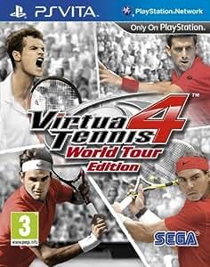 Virtua Tennis 4 : Tour Mondiale [import anglais] - Jouable en Français