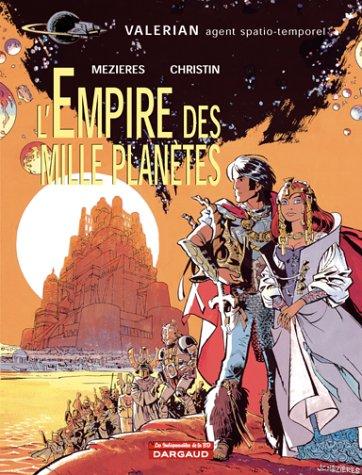Les Indispensables de la BD, Valérian, tome 2 : L'Empire des mille planètes