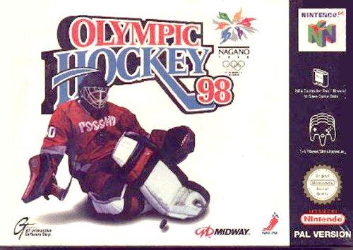 Nagano Olympic Hockey 98