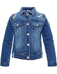 premium selection 35138 b12af Suchergebnis auf Amazon.de für: Jeansjacke - 134 / Mädchen ...