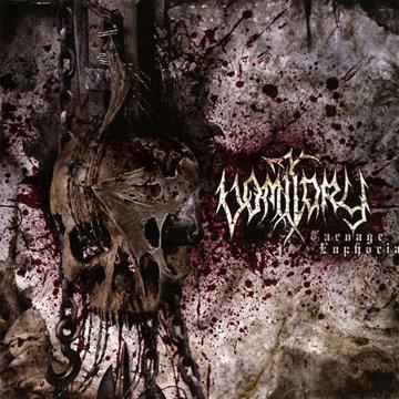Vomitory: Carnage Euphoria (Audio CD)