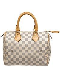 Louis Vuitton - Bolso mochila para mujer blanco/gris blanco y gris