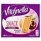 Vitasnella Snack Prugna - 162 gr