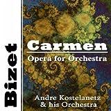 Carmen Opera for Orchestra, Act I