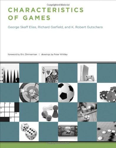 Characteristics of Games (Mit Press)