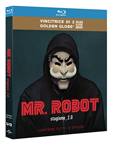 Mr. Robot-Stagione 02 (3 Blu-Ray) [Import]