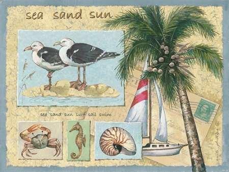 feelingathome-imprimer-sur-toile-100coton-sea-sand-sun-cm57x77-affiche-reproduction-gravure