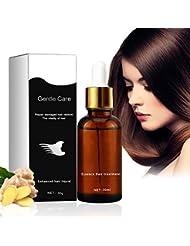 Haarserum,Haarwuchsmittel,Haarwachstums Serum,LDreamAM® Anti-Haarausfall Serum Stärkt Haarwurzeln und belebt die Kopfhaut für sichtbar dichteres und kräftigeres Haar,30ml
