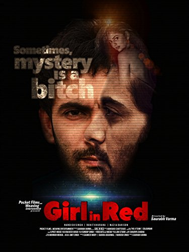 Girl In Red Cover