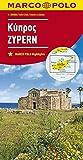 MARCO POLO Karte Zypern 1:200 000: Wegenkaart 1:200 000 (MARCO POLO Karten 1:200.000) -