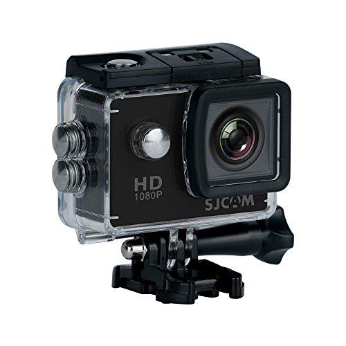 SJCAM SJ4000 (versión española) - Videocámara deportiva (LCD, 2', 1080p, 30...