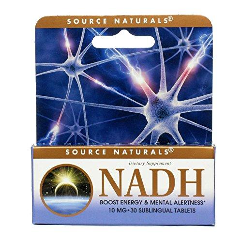 NADH 10 mg - 30 Tabletten - hochdosiert - Antioxidant 30 Tabletten