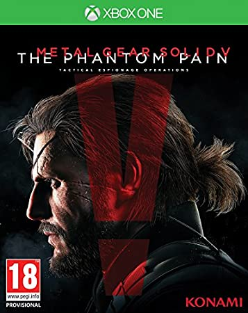 Metal Gear Solid V: The Phantom Pain - Standard Edition (Xbox One)