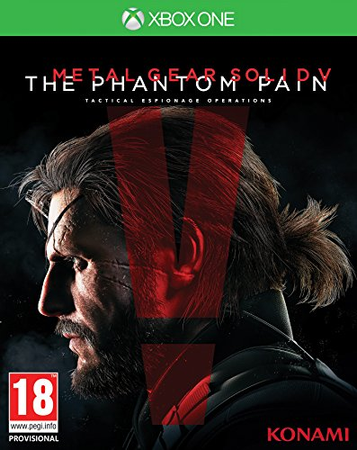 Metal Gear Solid V : The Phantom Pain - Standard Edition [import anglais]
