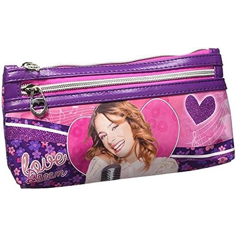 Violetta - Love Dream Bustina con 2 Cerniere