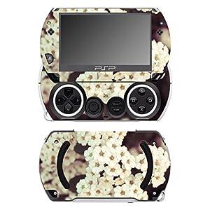 Disagu SF-14232_1061 Design Folie für Sony PSP Go – Motiv Spiraea 02″ transparent