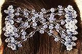 Mebella Pince à Cheveux Magique Extensible EZ - Double Peigne - Différents styles de cheveux
